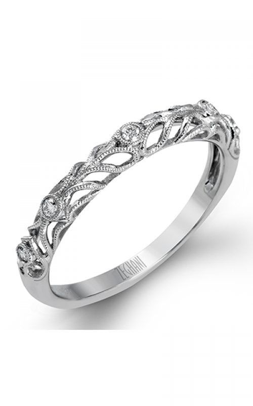 Zeghani Nature Lover Wedding band ZR924 product image