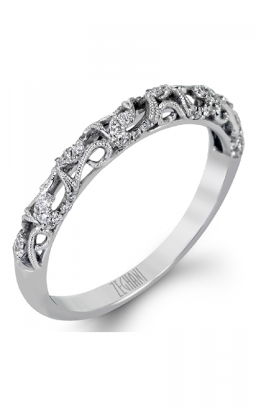 Zeghani Nature Lover Wedding band ZR917 product image