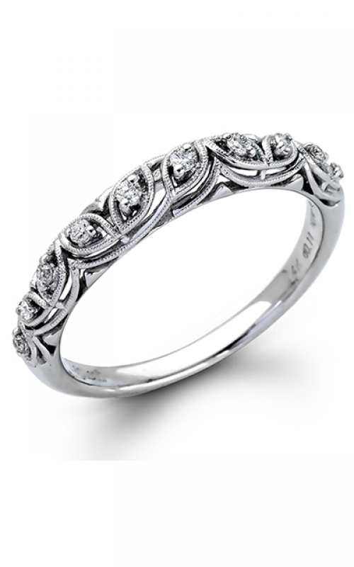 Zeghani Nature Lover Wedding band ZR916 product image