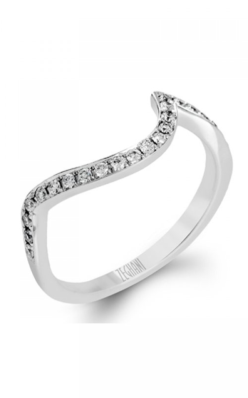 Zeghani Nature Lover Wedding band ZR880 product image