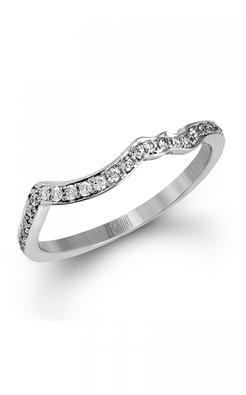 Zeghani Nature Lover Wedding band ZR876 product image