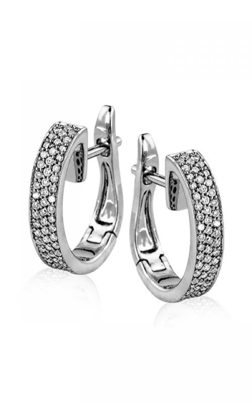 Zeghani Blindingly Beautiful Earrings ZE327 product image