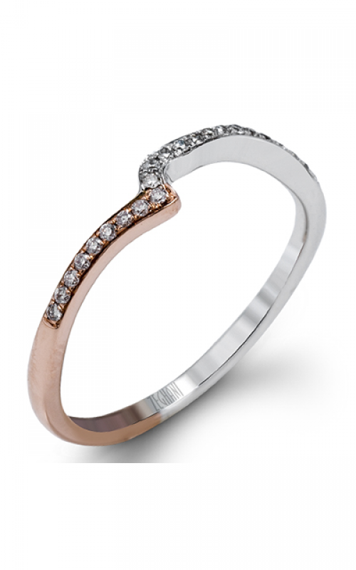Zeghani Refined Rebel Wedding band ZR777 product image