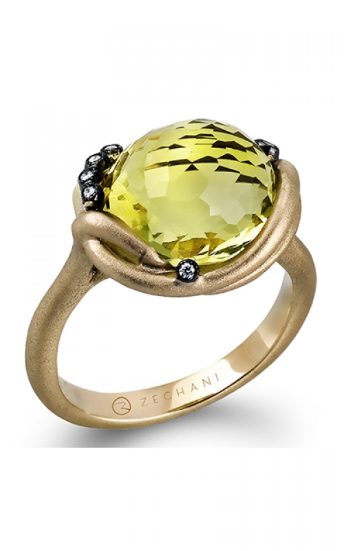 Zeghani Refined Rebel Fashion ring ZR639 product image