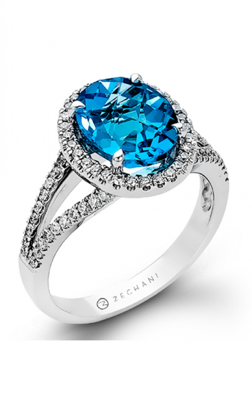 Zeghani Delicate Diva Fashion ring ZR625 product image