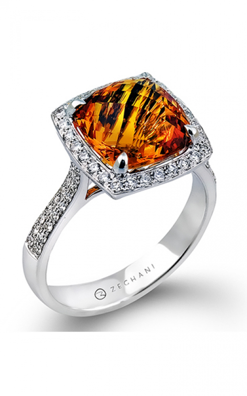 Zeghani Delicate Diva Fashion ring ZR620 product image