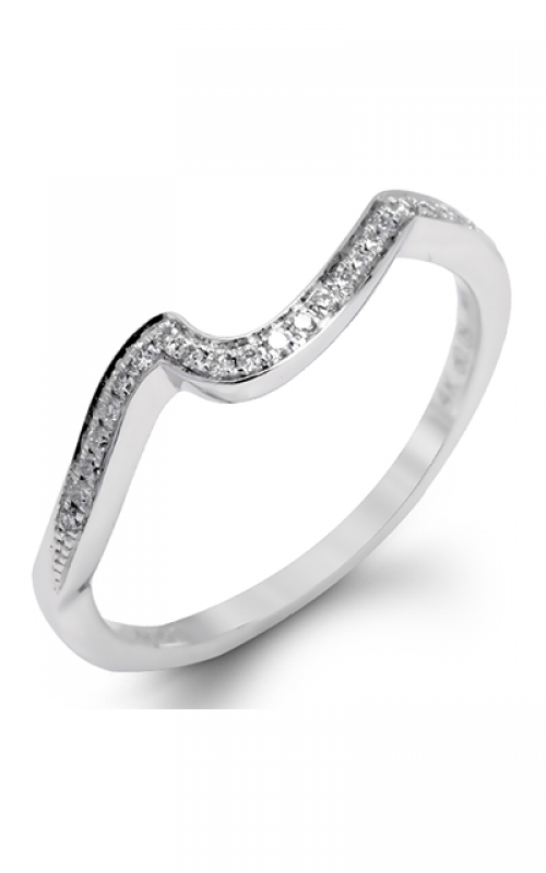 Zeghani Nature Lover Wedding band ZR560 product image
