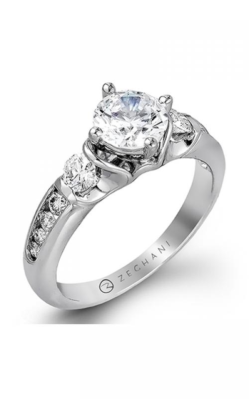 Zeghani Vintage Vixen Engagement ring ZR544 product image