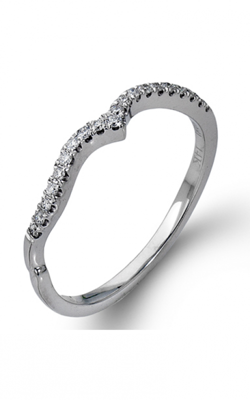 Zeghani Nature Lover Wedding band ZR522 product image