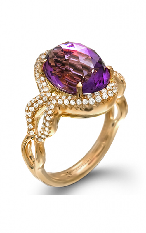 Zeghani Refined Rebel Fashion ring ZR484 product image