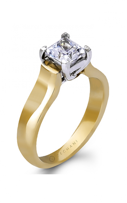 Zeghani Classic Beauty  Engagement ring ZR413 product image