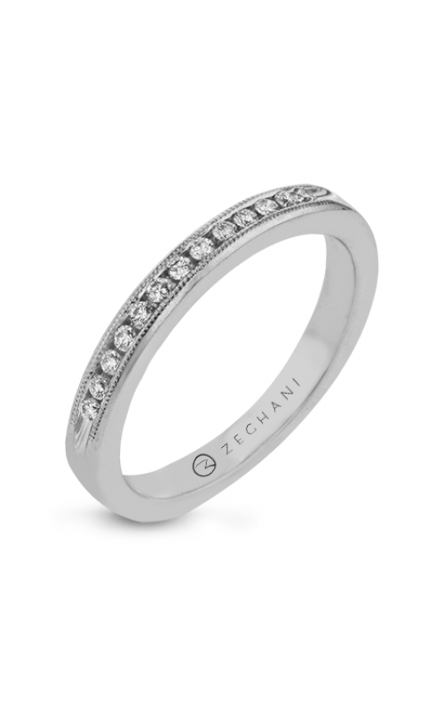 Zeghani Vintage Vixen Wedding band ZR41 product image