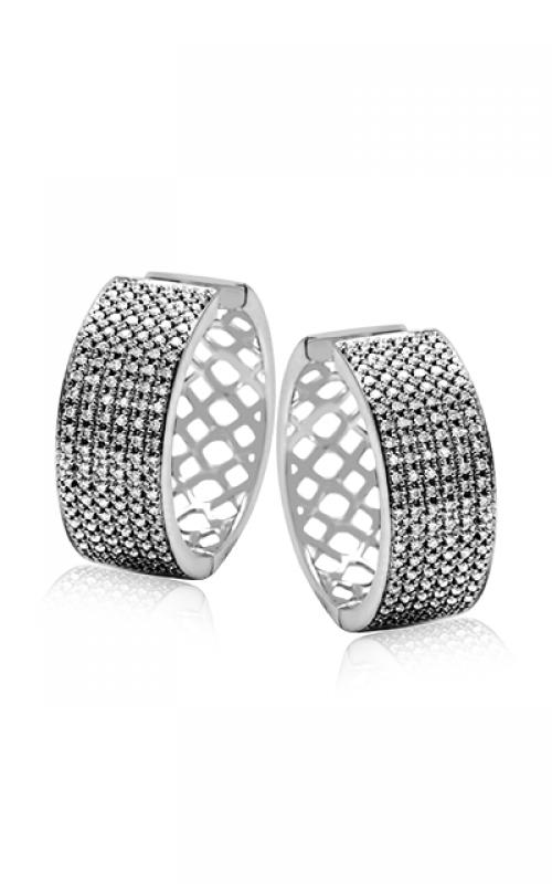 Zeghani Blindingly Beautiful Earrings ZE484 product image