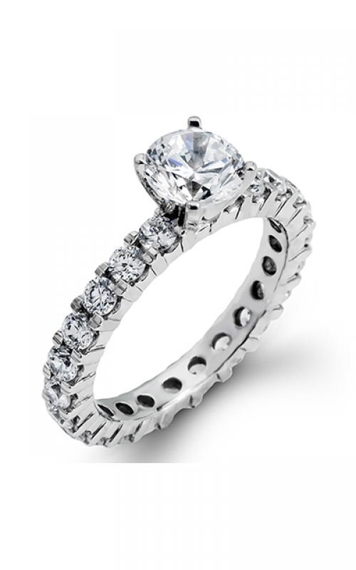 Zeghani Blindingly Beautiful Engagement ring ZR39-A product image