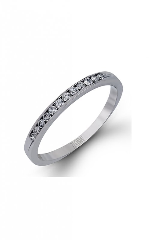 Zeghani Delicate Diva Wedding band ZR399 product image