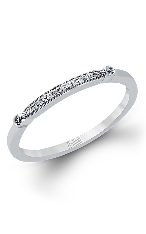 Zeghani Refined Rebel Wedding band ZR397 product image