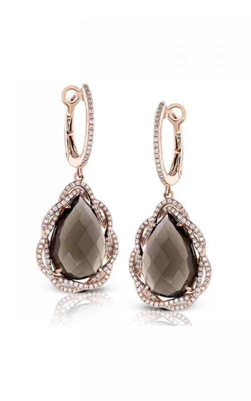 Zeghani Delicate Diva Earrings ZE502 product image