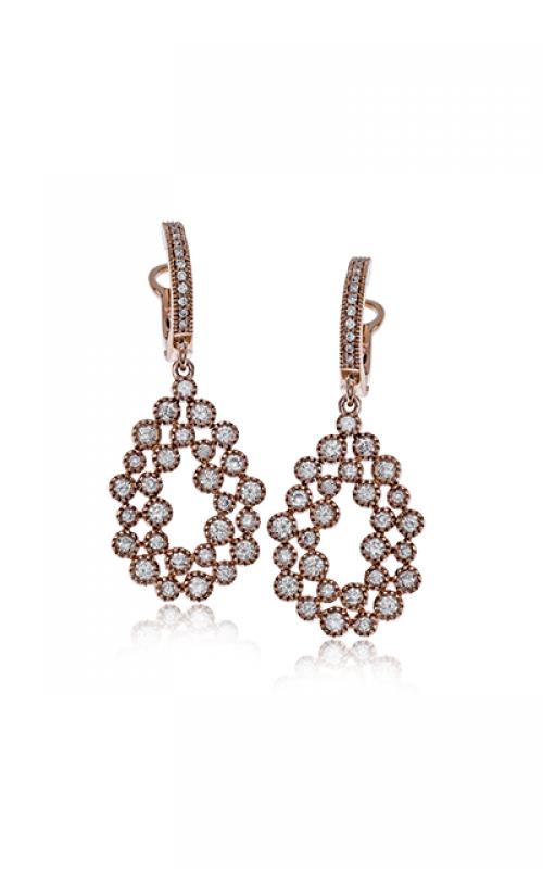 Zeghani Nature Lover Earrings ZE565 product image