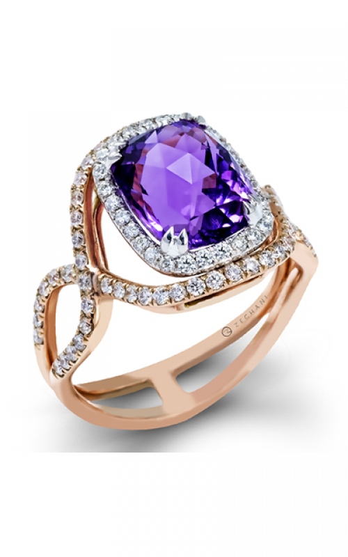 Zeghani Refined Rebel Fashion ring ZR364 product image