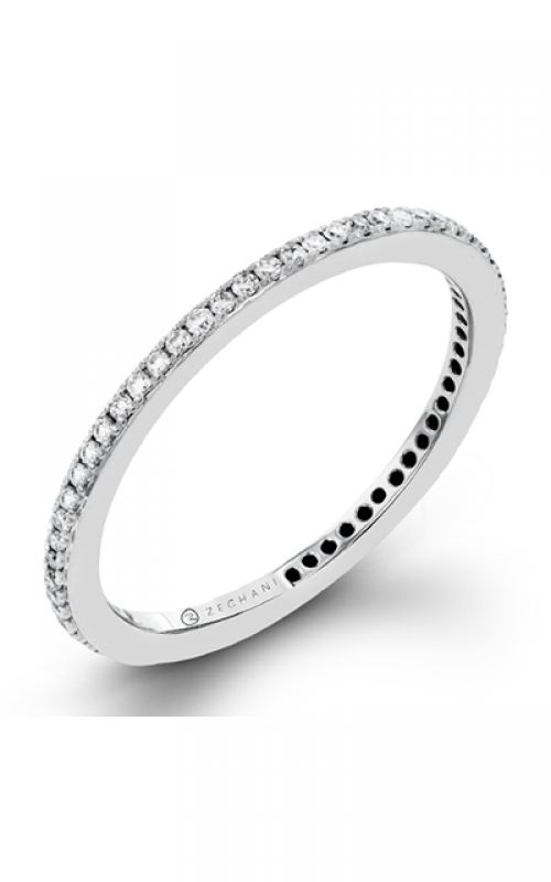 Zeghani Blindingly Beautiful Wedding band ZR257 product image