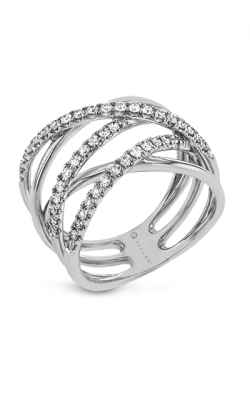 Zeghani Delicate Diva Fashion ring ZR1612 product image