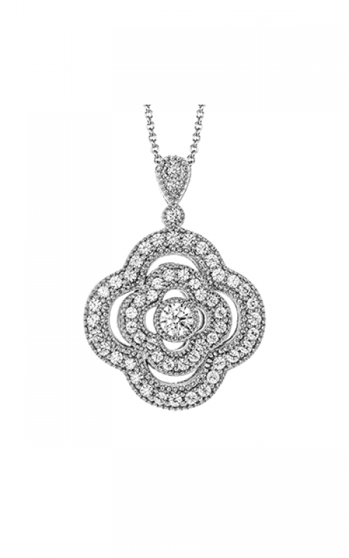 Zeghani Nature Lover Necklace ZP111 product image