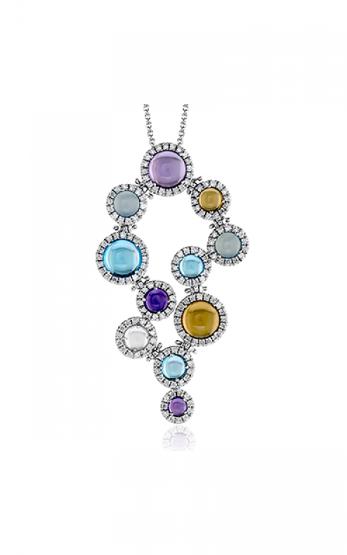 Zeghani Refined Rebel Necklace ZP410 product image