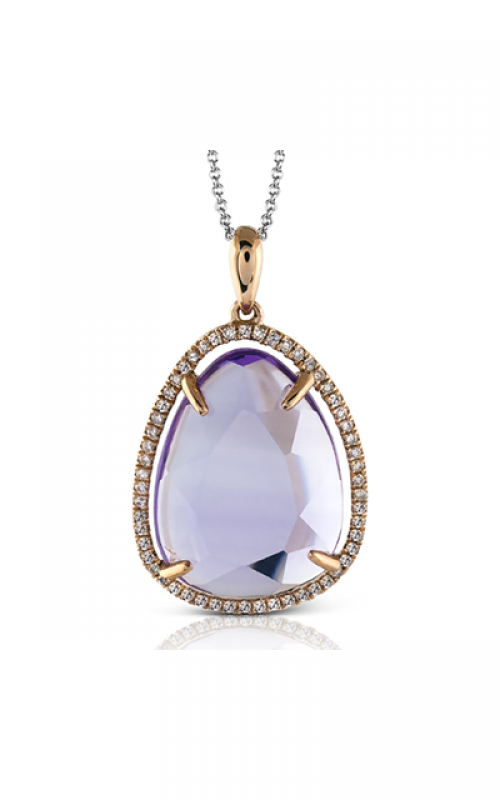 Zeghani Refined Rebel Necklace ZP443 product image
