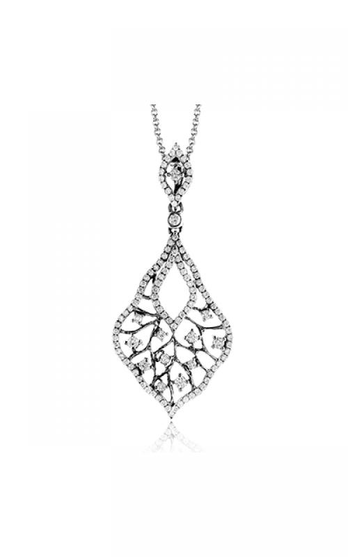 Zeghani Vintage Vixen Necklace ZP487 product image