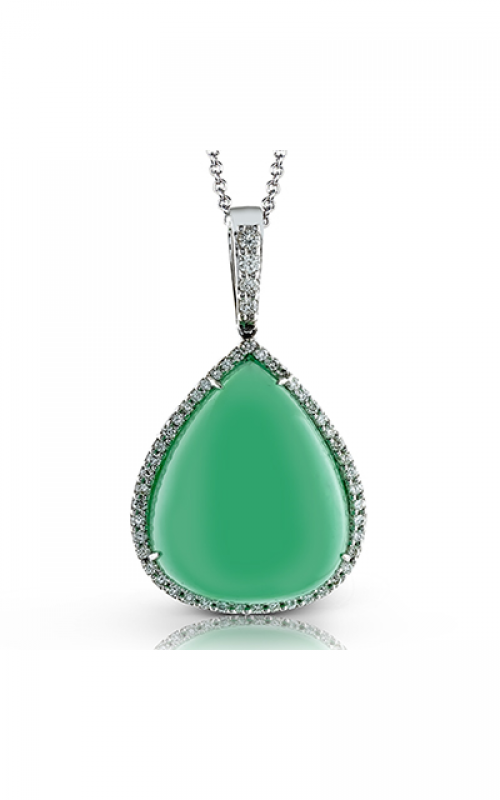 Zeghani Classic Beauty Necklace ZP495 product image