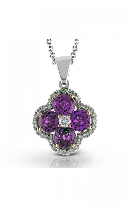 Zeghani Nature Lover Necklace ZP595 product image