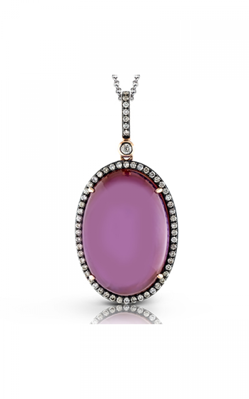 Zeghani Refined Rebel Necklace ZP629 product image