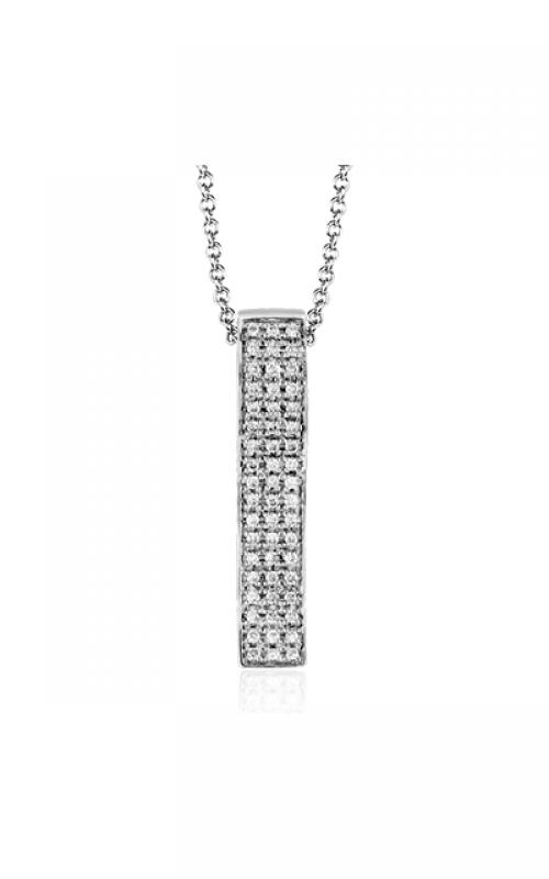 Zeghani Blindingly Beautiful Necklace ZP631 product image