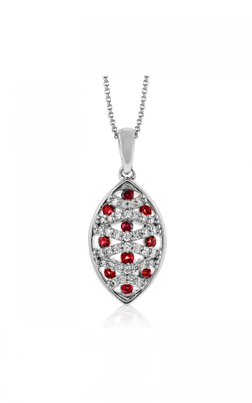 Zeghani Refined Rebel Necklace ZP673 product image