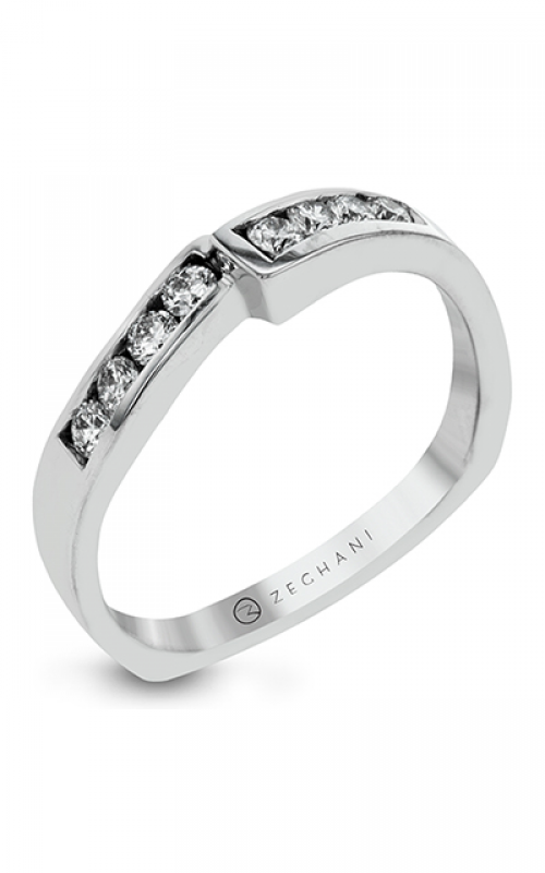 Zeghani Refined Rebel Wedding band ZR320 product image