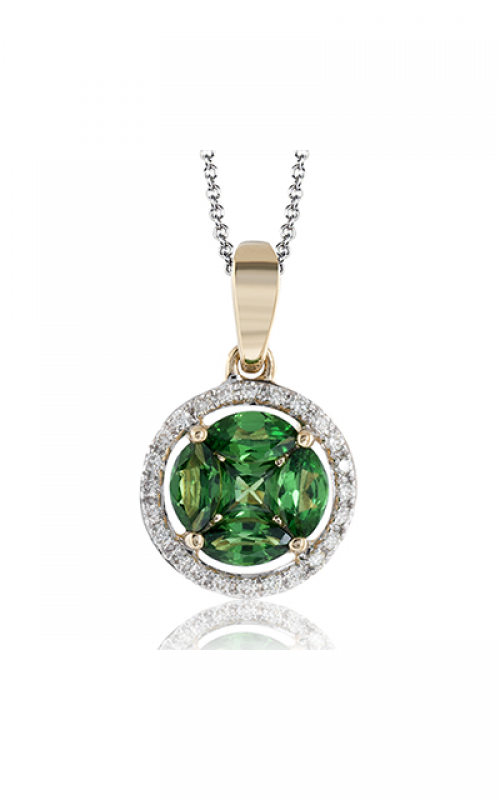 Zeghani Nature Lover Necklace ZP785 product image