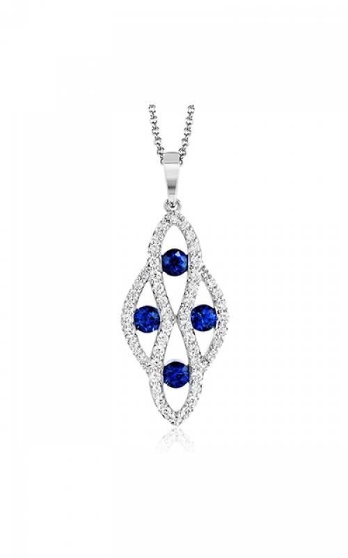 Zeghani Refined Rebel Necklace ZP790 product image