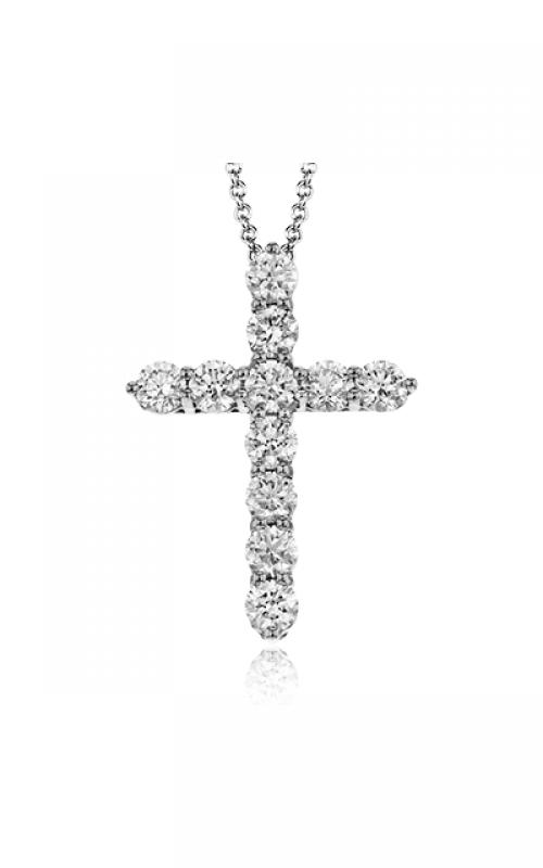 Zeghani Blindingly Beautiful Necklace ZP795 product image