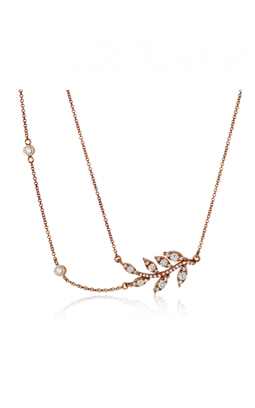 Zeghani Nature Lover Necklace ZP818 product image