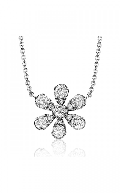 Zeghani Nature Lover Necklace ZP829 product image
