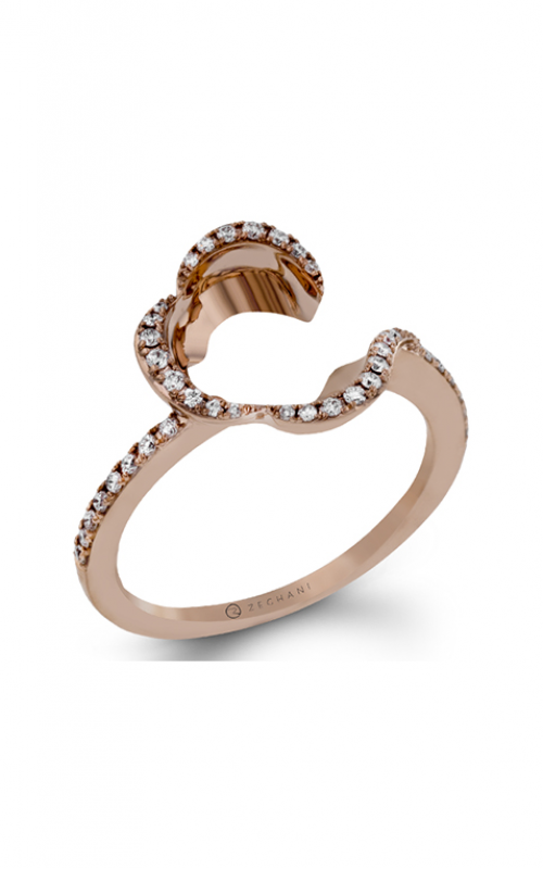 Zeghani Nature Lover Wedding band ZR1435 product image