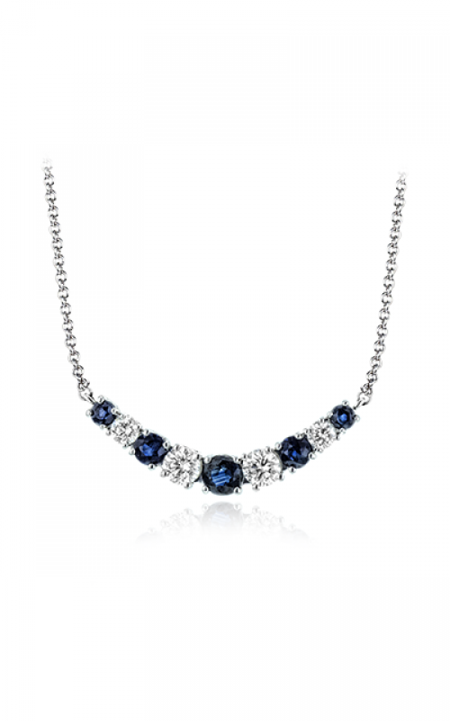 Zeghani Classic Beauty Necklace ZP953 product image