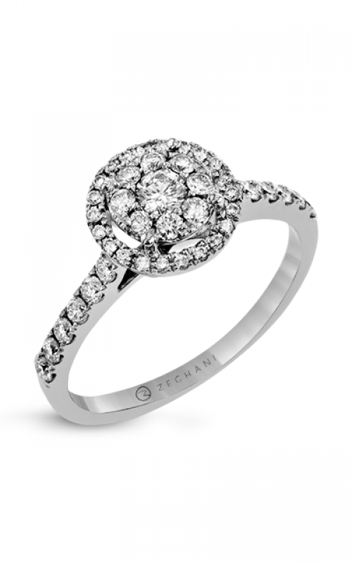 Zeghani Delicate Diva Fashion ring ZR1408 product image