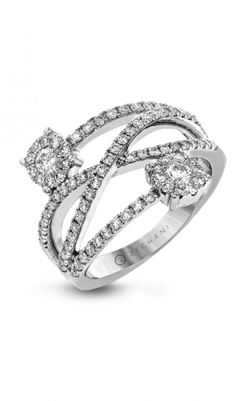 Zeghani Refined Rebel Fashion ring ZR1393 product image
