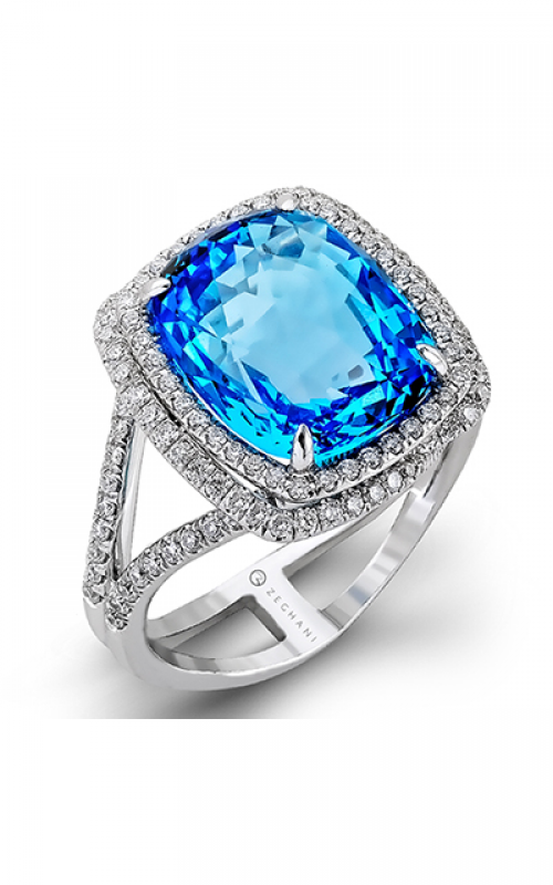 Zeghani Delicate Diva Fashion ring ZR1002 product image