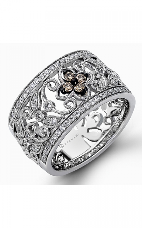 Zeghani Vintage Vixen Fashion ring ZR1055 product image
