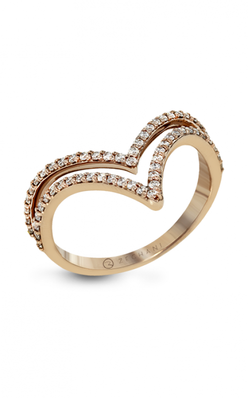 Zeghani Refined Rebel Fashion ring ZR1357 product image