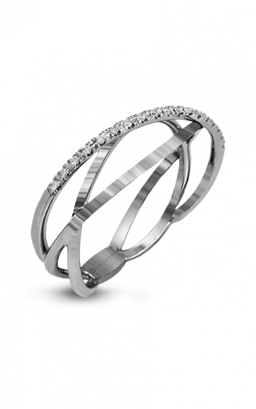 Zeghani Refined Rebel Fashion ring ZR1343 product image