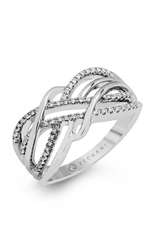 Zeghani Delicate Diva Fashion ring ZR1131 product image