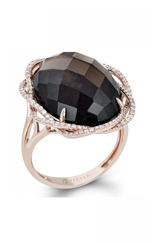 Zeghani Delicate Diva Fashion ring ZR1177 product image